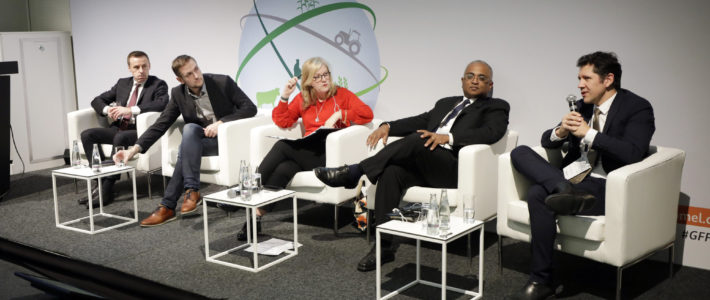 Global Forum for Food and Agriculture Berlin
